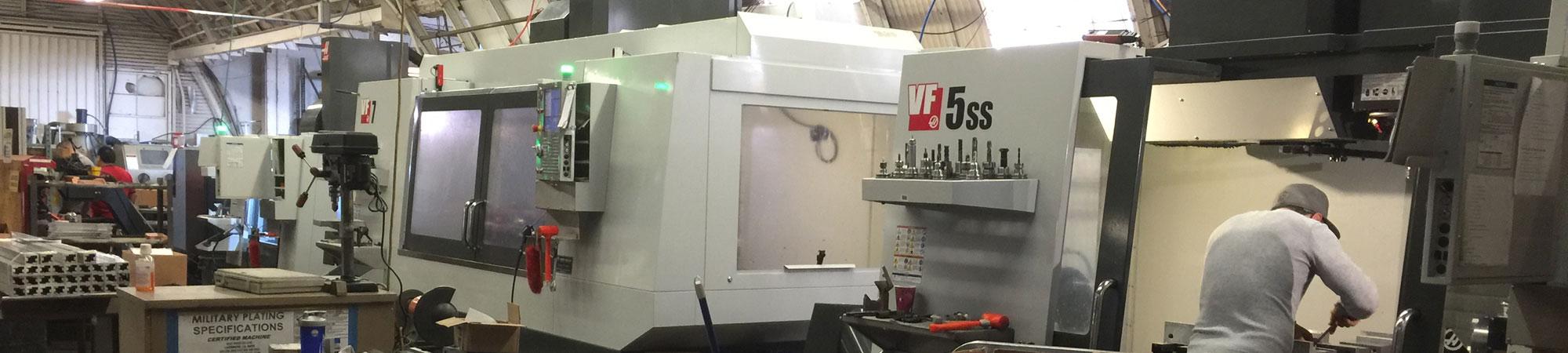 Bay Area Metal Fabrication Machine Shop Manufacturing Hayward